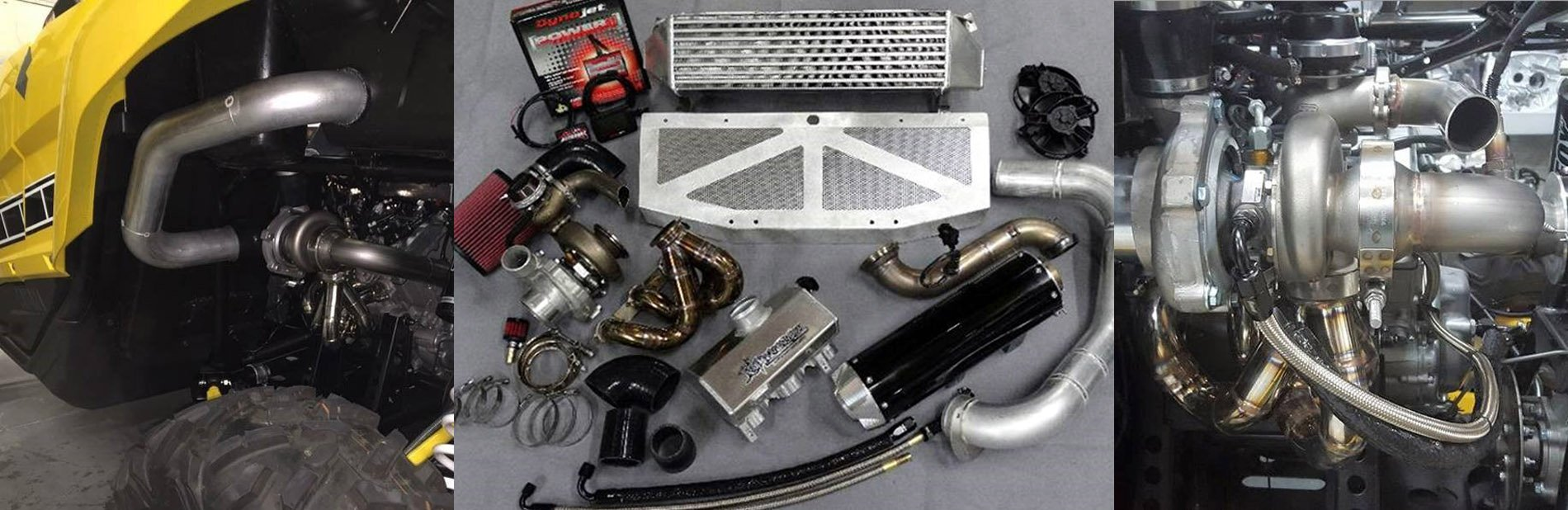 K&T Performance YXZ 1000 Turbo Kits